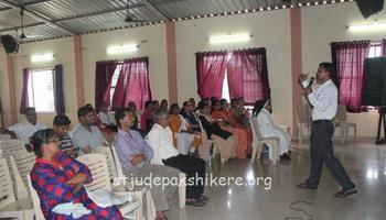 SCC Training for Ward Members : Pakshikere