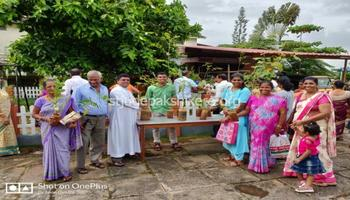 ICYM Pakshikere unit celebrated Laudato - Si
