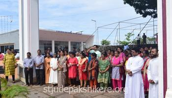 Nine-day novena prior to the annual feast of St Jude Shrine Pakshikere begins