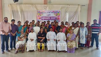 ICYM Pakshikere Unit celebrates Teachers' Day