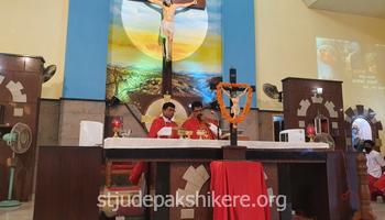 Good Friday at St. Jude Church & Shrine, Pakshikere