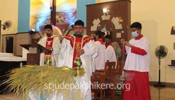 Monthi Fest celebrated at St. Jude Church & Shrine Pakshikere
