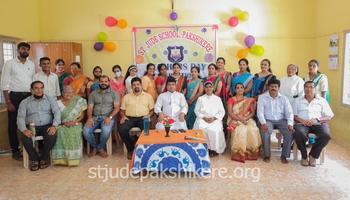 Teachers' Day celebrated at St. Jude school, Pakshikere