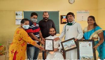 Farewell to Fr. Rahul Dexter Dsouza