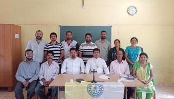 Catholic Sabha election held