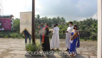 Nine-day novena begins at St Jude Shrine , prior to the annual feast