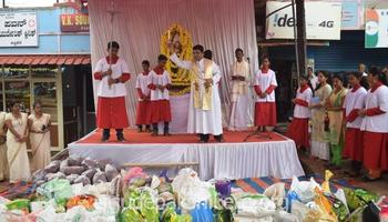 St Jude Church & Shrine Pakshikere celebrated Confraternity Sunday