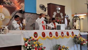 Confraternity Sunday Celebrated